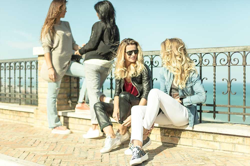 Candice Cooper Sneaker Sommer 2018