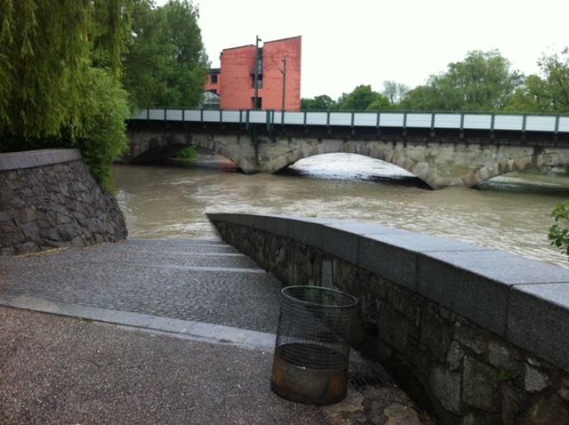 Hochwasser Passau 2013