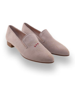 john thomas loafer beige