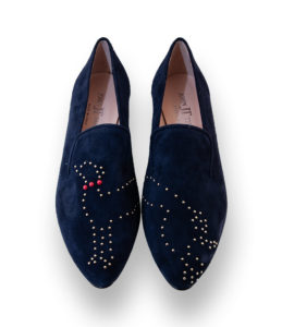 john thomas loafer blau