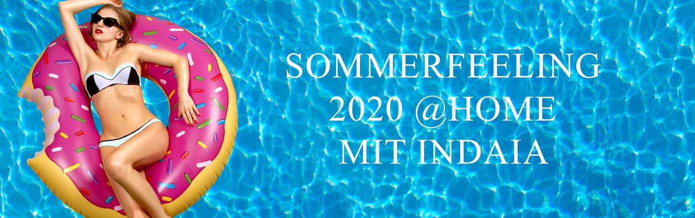 2020 Summer @ home mit Indaia